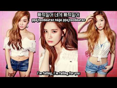 Girls' Generation-TTS (Taetiseo) - Adrenaline + [English Subs/Romanization/Hangul]