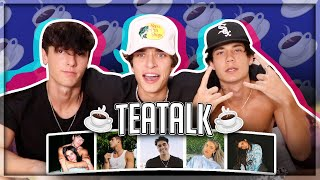 Bryce Hall Explains Braddison Drama #TeaTalk Blake Gray Talks About Possible GirlFriend?!