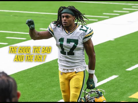 The Good, the Bad and the Ugly: Packers vs Texans