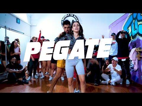 Pegate - Power Peralta feat. Stailok, Vanessa Valdez | Choreography by Emir Abdul Gani