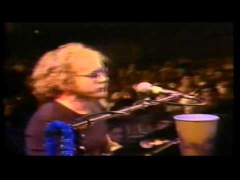 Warren Zevon - Excitable Boy - Live in Passaic NJ, 1982 (HD)
