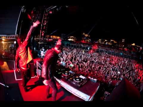 Knife Party Live Knife Party Begin Again