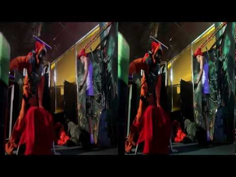 """""""Behind The Screen"""" 3D teaser (watch in stereoscopic 3D)"""