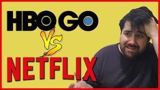 ¿Vale la pena HBO Go? ¿Es Mejor que Netflix? | Recomendaciones 2018