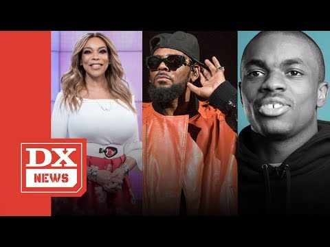 Wendy Williams Confirms R. Kelly Can't Read Or Write & Vince Staples Co-Signs