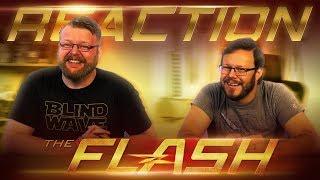 The Flash Comic-Con 2019 Sizzle REACTION!!