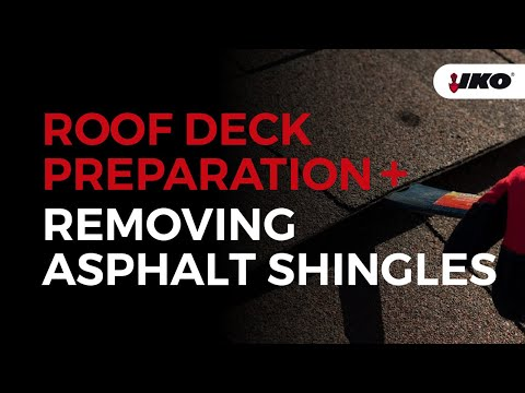 How to Prepare a Roof Deck for Repair