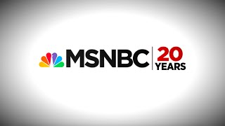 MSNBC 20th Anniversary Highlight Reel