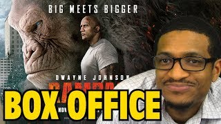 Rampage, A Quiet Place, and Avengers: Infinity War BOX OFFICE Breakdown!