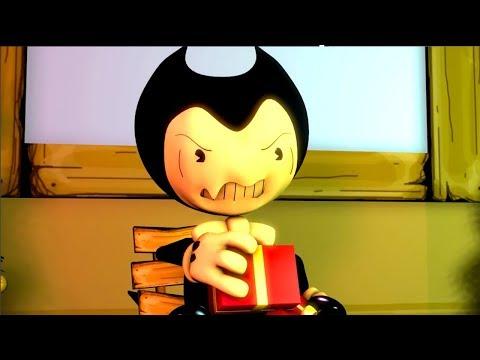 [BATIM\SFM] Bendy's Christmas (Bendy And The Ink Machine Animation)