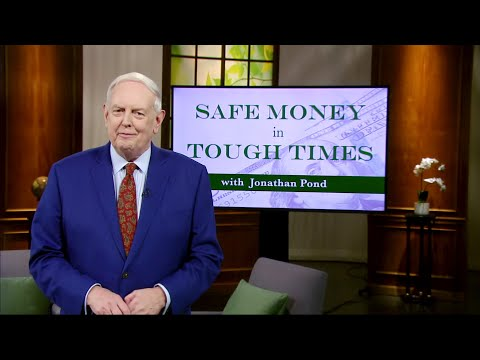 screenshot of youtube video titled Safe Money in Tough Times | Promo