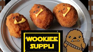 WOOKIEE SUPPLI RECIPE ❤ Stuffed Rice Balls, Roman Style