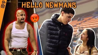 """Where Is LaMelo Ball?"" Jaden Newman Finally Meets Her CRUSH! Julian Is HEATED After Playing Melo 😱"