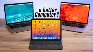 iPad Pro vs 2019 MacBooks - No Laptop Needed?