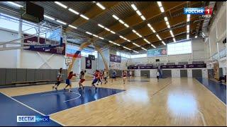 Омский баскетбольный клуб «Нефтяник» отправляется в поход за медалями