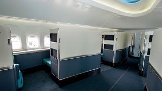 First Time Flying First Class - Taiwan Trip(Korean Airlines)
