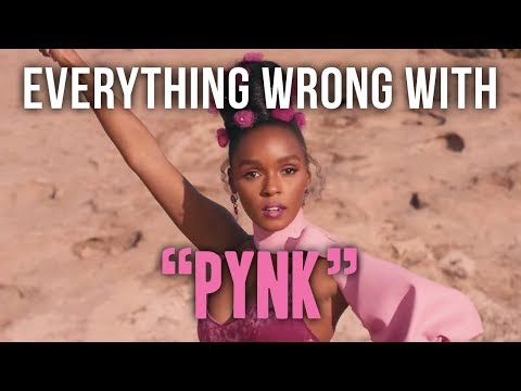 Everything Wrong With Janelle Monae -