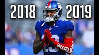 Odell Beckham Jr. Official 2018-2019 Highlights || HD