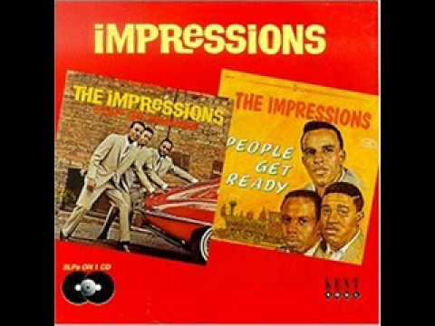 The Impressions_-_Just Another Dance..wmv