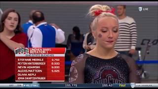 Olivia Aepli (Ohio State) - Uneven Bars (8.950) - Ohio State at UCLA 2018