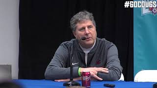 Mike Leach Holiday Bowl Postgame Dec. 28