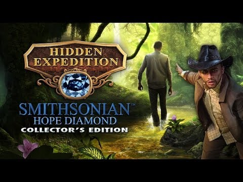 "You can't have the actual Hope Diamond, but you can take off on an adventure to save it in Big Fish's ""Hidden Expedition: Smithsonian Hope Diamond"" for iPhone and iPad. In this first collaboration by the Smithsonian on a video game, Big Fish worked with the world's largest museum and research complex and Jeff Post, the Smithsonian's curator of the National Gem and Mineral Collection, to incorporate the facts and legends behind the iconic Hope Diamond into this exciting adventure game."