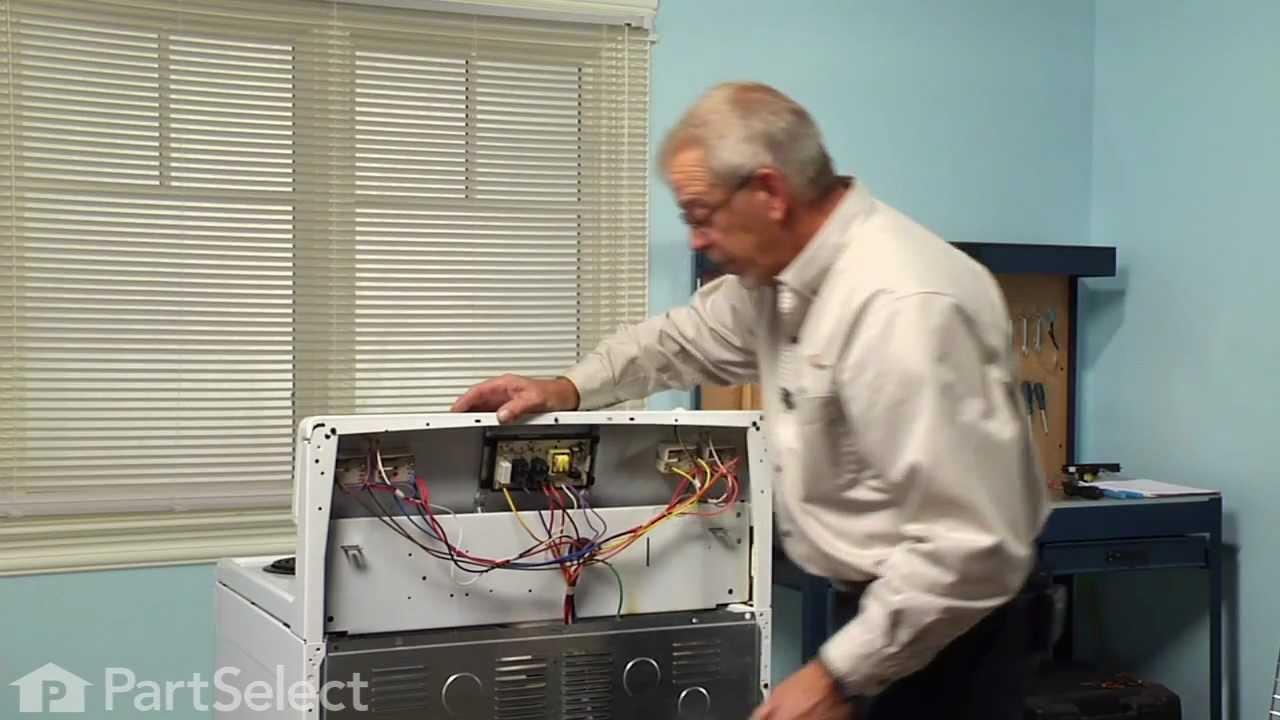 Range Stove Oven Repair Replacing The Element Infinite