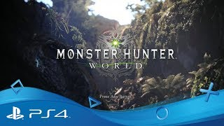 Monster hunter: world :  bande-annonce