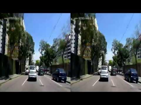 3D - Passeio Norte-Sul - Curitiba PR (Street View)