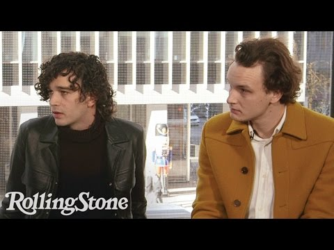 1975 Discuss 'Selfie Culture,' Facing Up to Fame