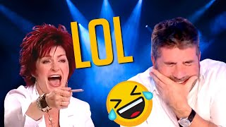 When Judges CAN'T STOP LAUGHING! Watch what happens next...