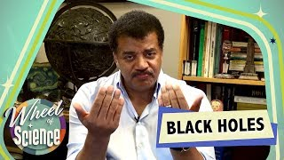 Black Holes with Neil deGrasse Tyson | Wheel Of Science
