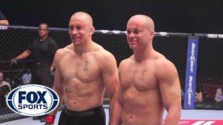Georges St-Pierre's FOX Sports 1 Commerical - Behind the Scenes