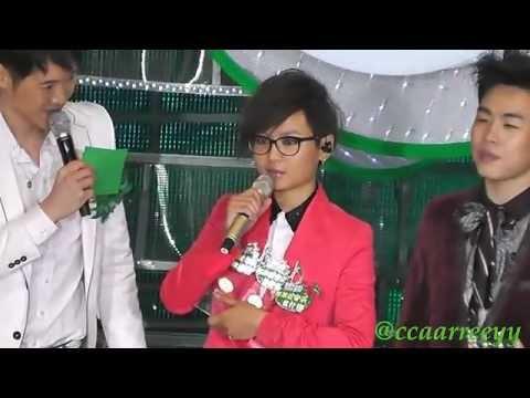 20120225雪碧音乐榜颁奖礼   周笔畅演唱《对嘴》