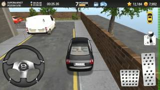 Car Parking Game 3D - Supermarket 9 walkthrough (Audi A4)