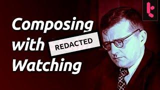 Shostakovich - How to Compose Music Despite [ R E D A C T E D ]