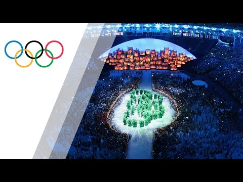 Top 10 Opening Ceremony moments