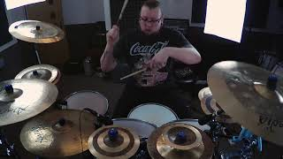 NICKELBACK - The Betrayal (Act III) | Drum Cover 2018 (DRUMS ONLY)