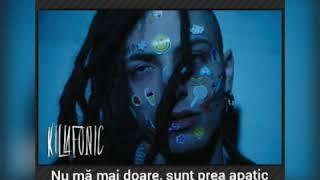 "Killa Fonic feat. AMI ""antidot""   versuri"