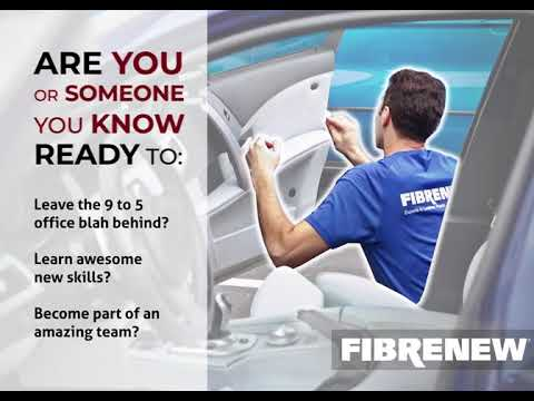 Franchise Business New Career Opportunity With Fibrenew
