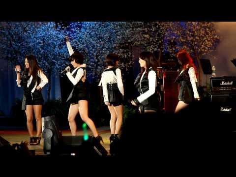 [HD Fancam] KARA - Mister (Korean Music Festival 2010)