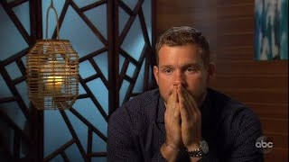 The Bachelor Finale: Colton Breaks Up With Remaining Front Runners -- Will He End Up With Cassie