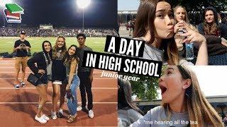 A Day In High School Vlog *junior year