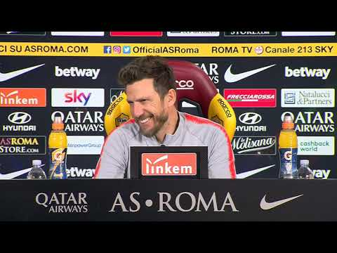 VIDEO - Chievo-Roma, Di Francesco: