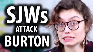 SJWs Want More Jews in Tim Burton Films