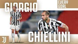 🎉🇮🇹??? Happy Birthday, Giorgio Chiellini! | Every Chiellini Goal | Juventus