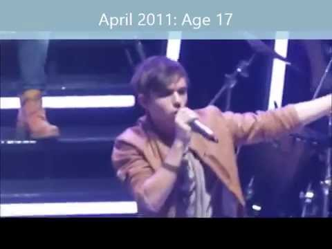 Nathan Sykes: A Vocal Timeline Part II