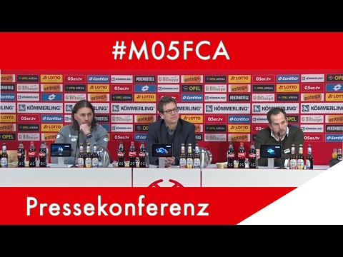 1 Mainz 05 vs Augsburg