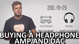 How to Choose a Headphone Amp and DAC