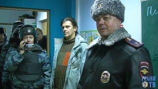 Разгон лекции «Уроки Майдана» в Москве